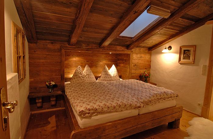 Lechner am See Alm Schlafzimmer