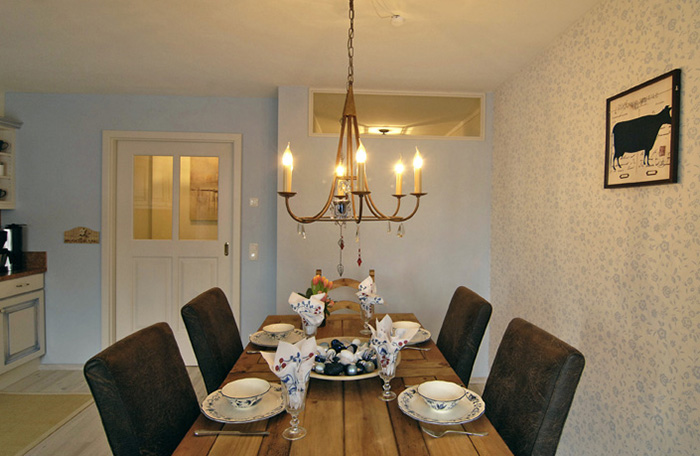Lechner am See Cottage Suite Wohnküche