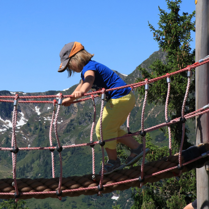Kletterwald