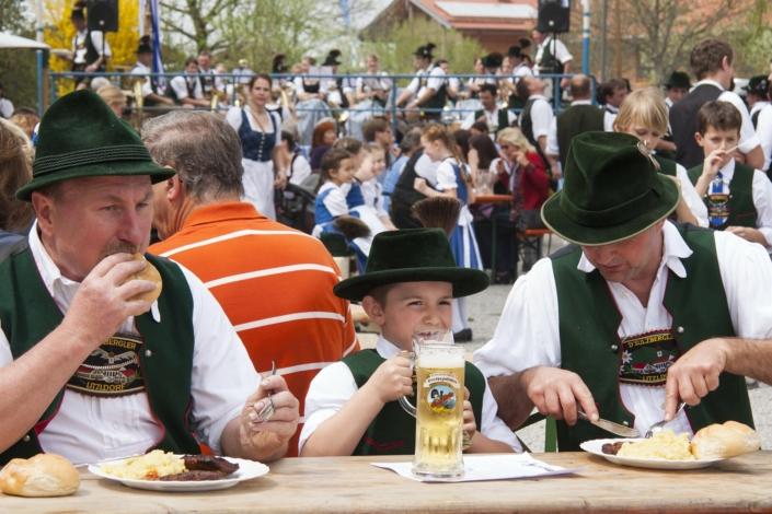 Waldfest in Schliersee