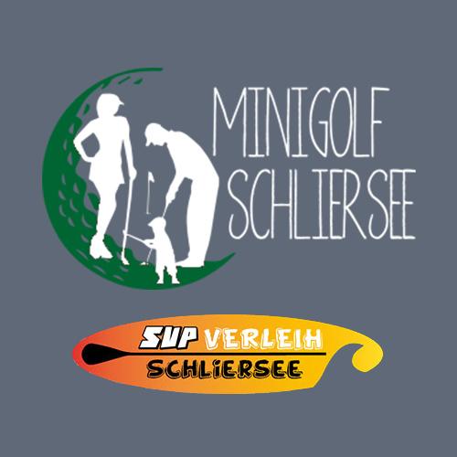Minigolf und SUP-Verleih