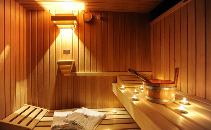 Sauna beim Lechner am See