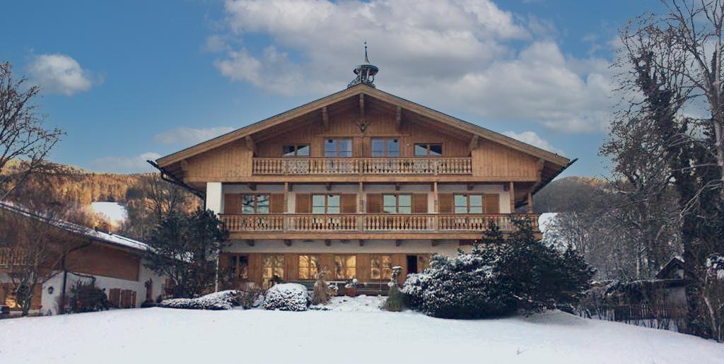 Lechner am See im Winter